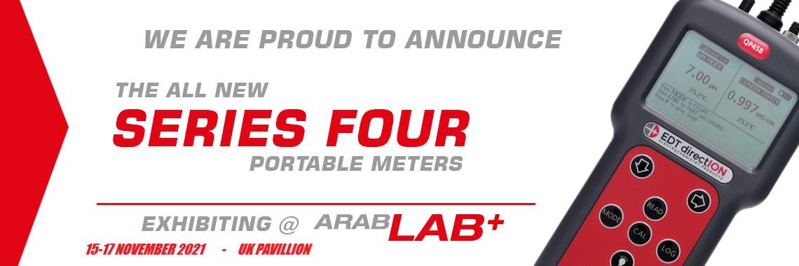 Series Four Portable Meters