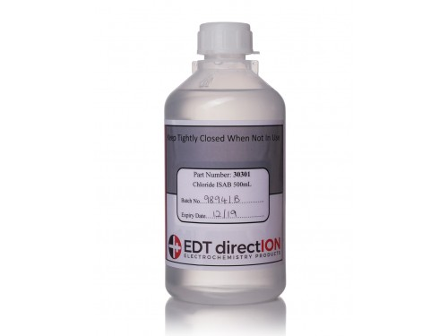 Chloride Ionic Strength Adjustment Buffer (ISAB) 500ml