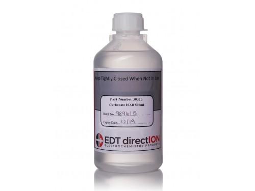 Carbonate Ionic Strength Adjustment Buffer (ISAB) 500ml
